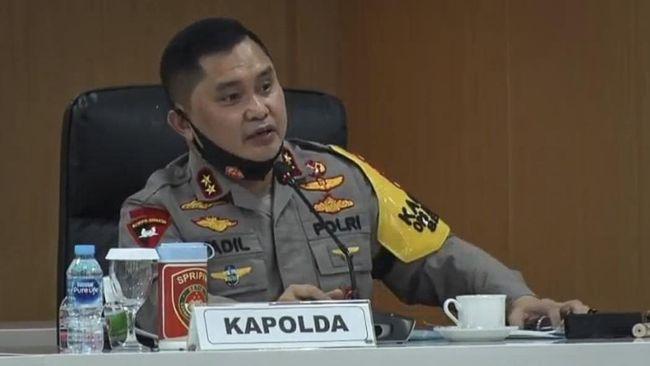 Kapolda Metro Jaya Irjen Fadil Imran menyambangi Gubernur DKI Jakarta Anies Baswedan di Balai Kota, Senin (23/11), untuk membahas sejumlah urusan di Jakarta.