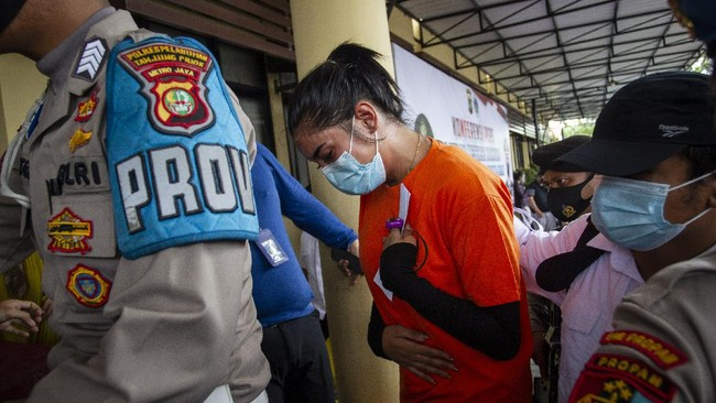 Polisi: Millen Pakai Sabu Mungkin untuk Hilangkan Kegalauan
