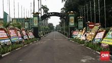 Menyusuri Jejak Pengirim Karangan Bunga TNI di Kodam Jaya