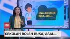 VIDEO: Ketentuan Agar Sekolah Dapat Kembali Dibuka