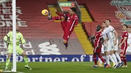 Momen Lucu Legenda MU Rayakan Gol Liverpool