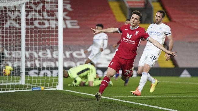 Klasemen Liga Inggris mengalami perubahan setelah Liverpool menang atas Leicester City 3-0 di Stadion Anfield.