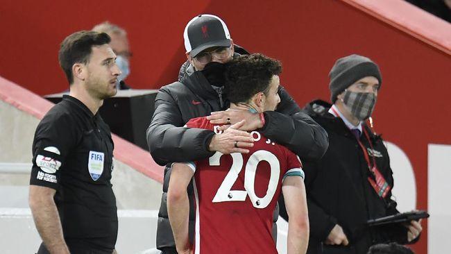 Liverpool sudah bisa menurunkan Mohamed Salah saat melawan Atalanta. Jurgen Klopp kini harus memilih Diogo Jota atau Sadio Mane di lini depan.