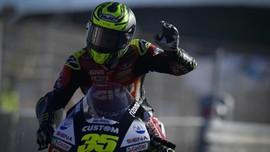 MotoGP 2021: Crutchlow Gantikan Morbidelli di Petronas