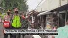 VIDEO: Polisi Lacak Kontak Terduga Klaster Petamburan