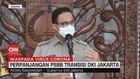 VIDEO: PSBB Transisi Jakarta Diperpanjang Hingga 6 Desember