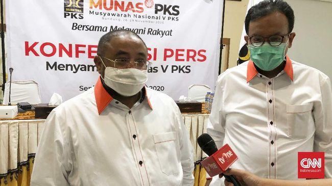PKS menyebut akan ada sejumlah nama baru dalam kepengurusan mereka yang akan diumumkan dalam Munas ke-V, 26-29 November.