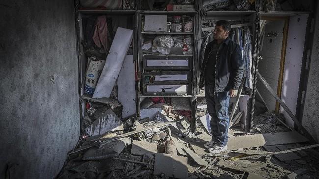 FOTO: Serangan Mortir ISIS Hantam Kabul
