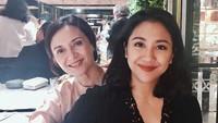 <p>Dalam beberapa kesempatan, ibu, dan anak ini sering menghabiskan waktu bersama. (Foto: Instagram @sherinasinna)</p>