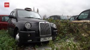 VIDEO: Taksi Hitam Inggris Diambang Kepunahan