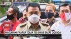 VIDEO: Wagub DKI: Warga Tolak Tes Swab Bakal Didenda