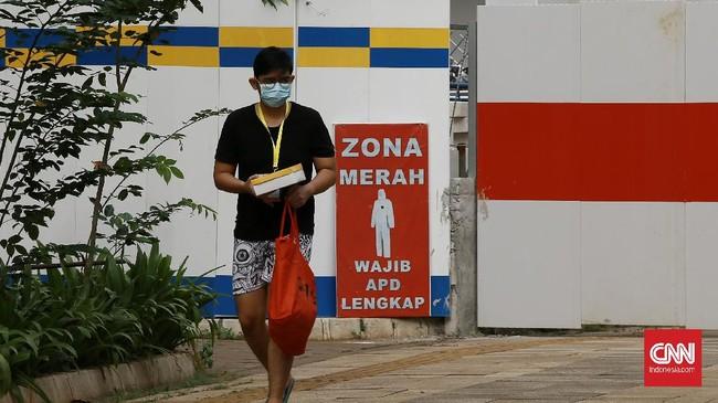 2 Kabupaten di DIY Zona Merah, Covid-19 di Makassar Melonjak