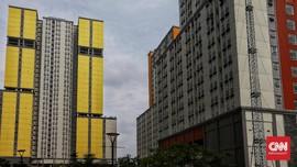 Pasien Wisma Atlet Terus Naik, ICU di Jakarta Hampir Penuh