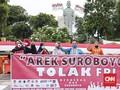 Arek Suroboyo Ancam Tutup Bandara Juanda Jika Rizieq ke Jatim