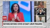 VIDEO: Bayang-bayang Covid-19 saat Libur Panjang