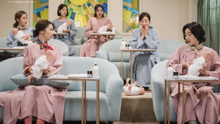 Drama Birthcare Center, Ketika Para Wanita Belajar Jadi Ibu