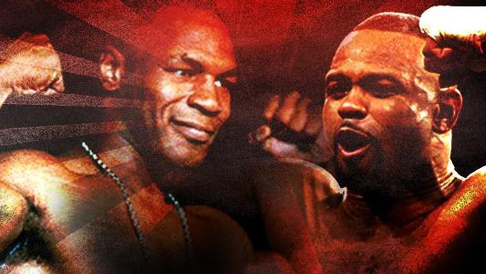 Duel Orang Tua, Tyson vs Jones