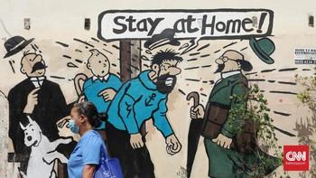 Tembus 3.000 Kasus, DKI-Jabar Catat Kenaikan Corona Tertinggi