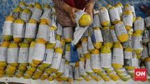 FOTO: Peluang Penjualan Buah Lokal di Tengah Pandemi Corona
