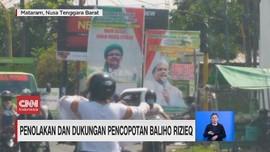 VIDEO: Penolakan dan Dukungan Pencopotan Baliho Rizieq