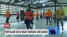VIDEO: Pertajam Daya Ingat dengan Line Dance