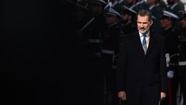 Raja Spanyol Isolasi Diri Usai Kontak dengan Pasien Covid-19