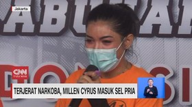 VIDEO: Tangis dan Ungkapan Penyesalan Millen Cyrus