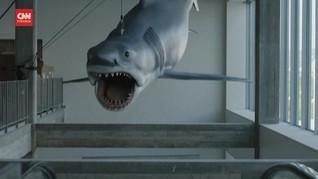 VIDEO: Bruce The Shark Masuk Museum Oscar