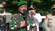 VIDEO: TNI-Polri Dukung Pol PP Turunkan Baliho Tak Berijin