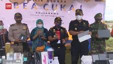 VIDEO: Bea Cukai Kualanamu Musnahkan Barang Jastip