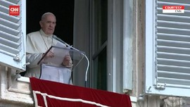 VIDEO: Paus Fransiskus Sebut Muslim Uighur Korban Persekusi
