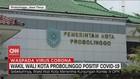 VIDEO: Wakil Wali Kota Probolinggo Positif Covid-19