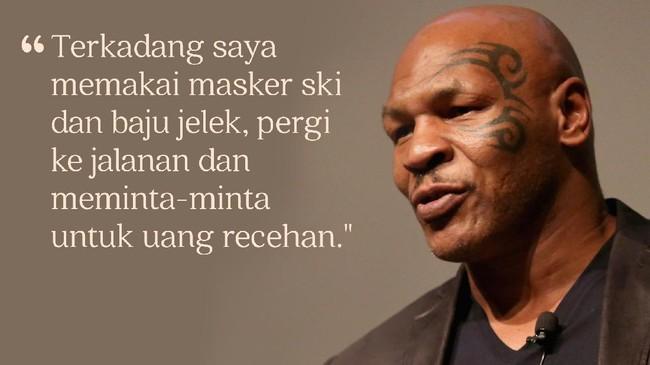 CELOTEH: Kata-kata Kontroversial Mike Tyson