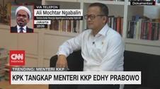 VIDEO: Kata Ngabalin Soal Penangkapan Edhy Prabowo