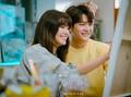 Sooyoung dan Kang Tae-oh Mesra di Poster Run On Terbaru