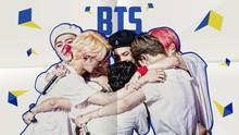 INFOGRAFIS: Jejak BTS Menembus Dinding Ajang Musik AS