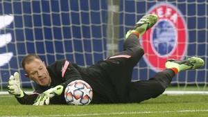 Resmi: Ter Stegen Absen di Piala Eropa 2020