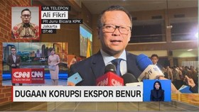 VIDEO: KPK Bicara  Soal Penangkapan Menteri KKP Edhy Prabowo