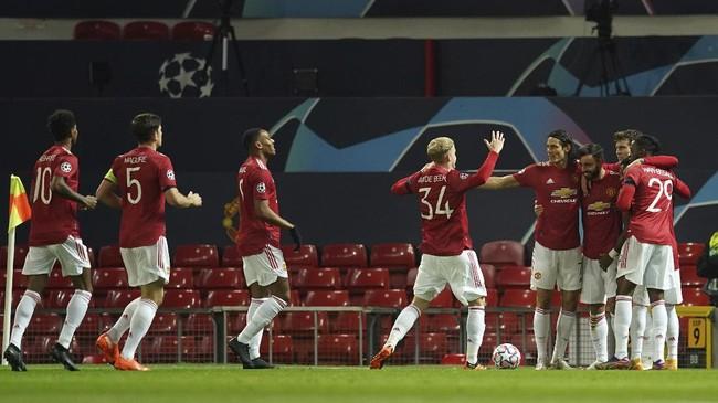 Man United di Liga Champions: Ngeri-ngeri Sedap