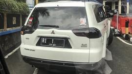 Mobil Pelat RI 1 Terobos Mabes Polri Belum Ada Unsur Pidana