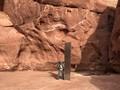 Tonggak Logam Misterius di Gurun Amerika Serikat Menghilang
