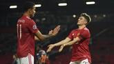 Manchester United sukses membalas kekalahan 1-2 melawan Istanbul Basaksehir dengan skor meyakinkan 4-1 di matchday keempat Liga Champions.