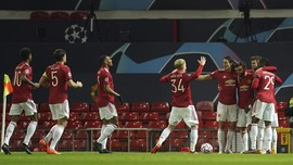FOTO: Balas Dendam Manis Manchester United