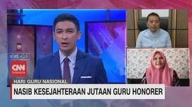 VIDEO: Guru dan Anggota DPR Bicara Soal Kesejahteraan Guru