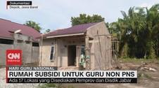 VIDEO: Rumah Subsidi Untuk Guru Non PNS