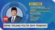 VIDEO: Sepak Terjang Politik Edhy Prabowo