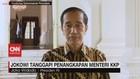 VIDEO: Jokowi Tanggapi Penangkapan Menteri KKP Edhy Prabowo
