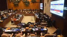 DPR Setop Tes Calon Hakim Agung Triyono karena Diduga Plagiat