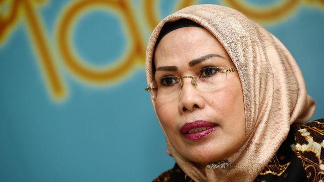 Calon Bupati Serang Ratu Tatu Chasanah membantah sulit ditemui buruh dalam proses komunikasi selama memimpin Kabupaten Serang.