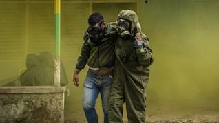 FOTO: Latihan Tempur Prajurit TNI AD
